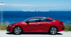 Honda Motor Cars Power Of Dreams